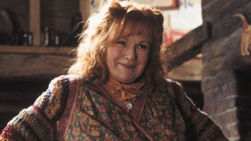 Julie Walters Cancer Bowel Harry Potter Mamma Mia Diagnosis