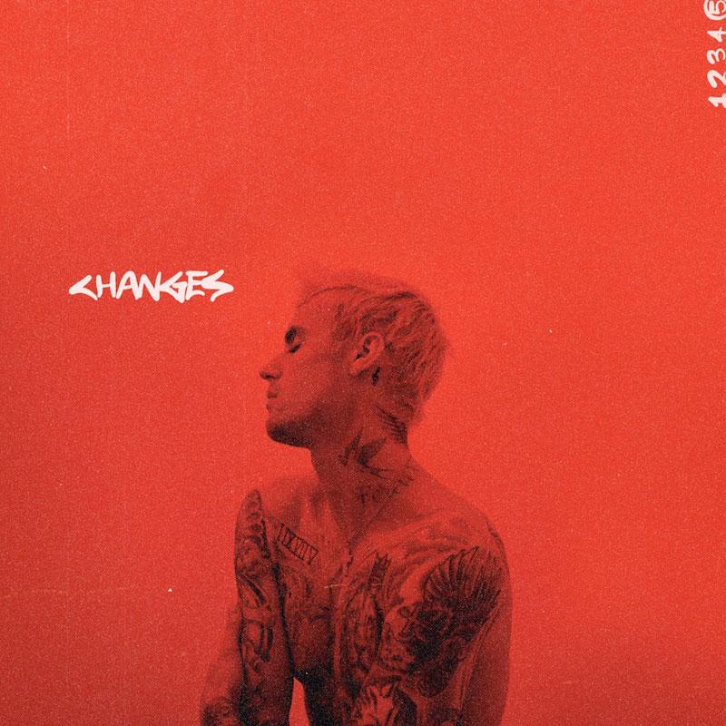 justin bieber changes new album cover art Justin Bieber Returns with New Album Changes: Stream