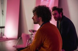 machinegum's Fab Moretti and Joseph Vescio interview ben kaye