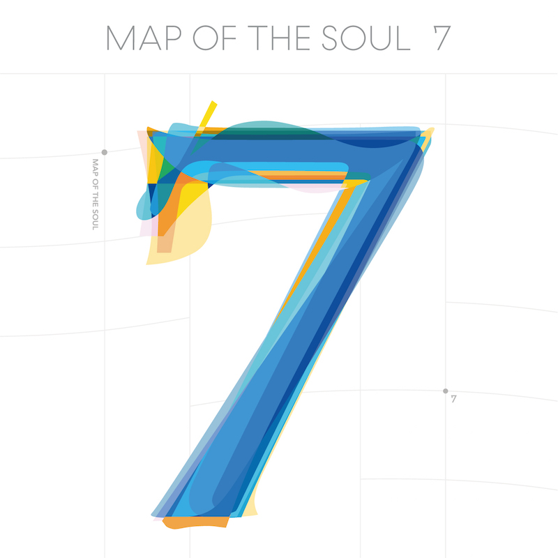 BTS Release New Album Map of the Soul: 7: Stream