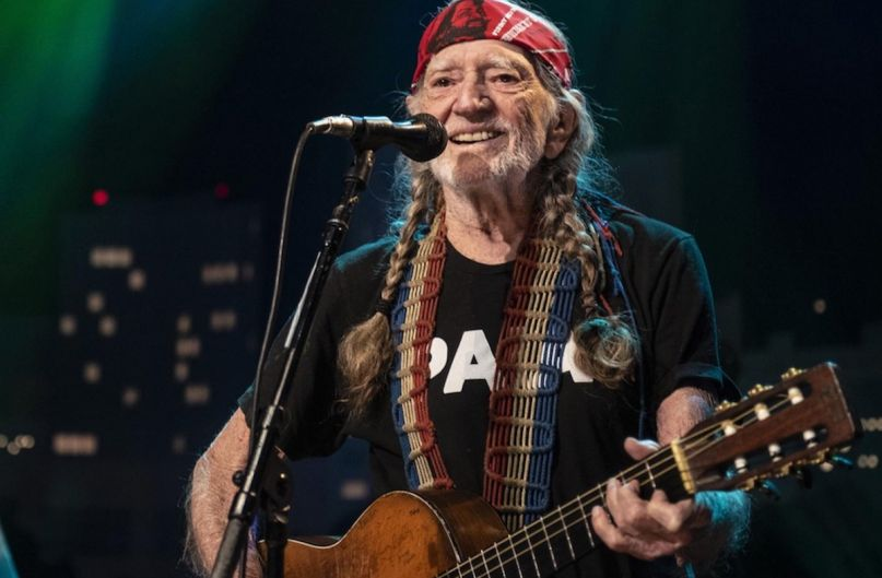 willie nelson first rose spring new album music