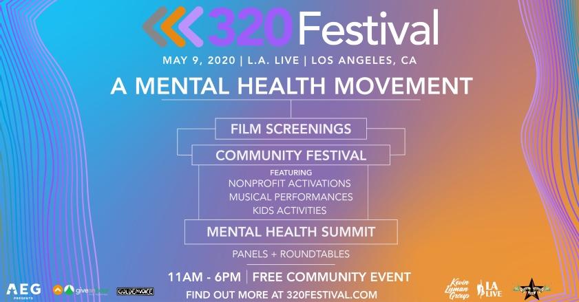 320 Festival Poster