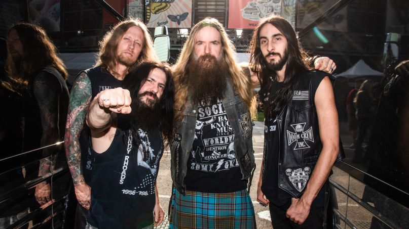 Black Label Society new tour dates