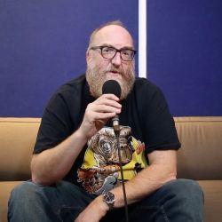 Brian Posehn video interview