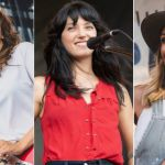 Courtney Barnett, Sharon Van Etten, and Sheryl Crow