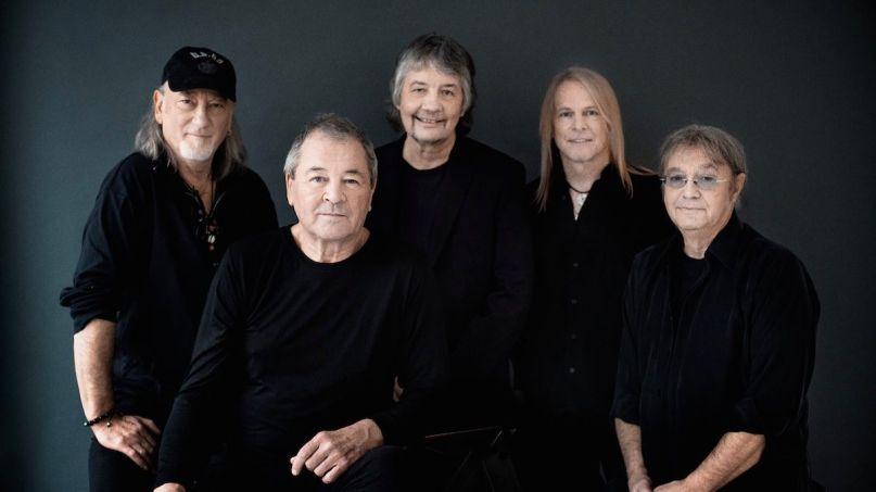 Deep Purple New Song Throw My Bones