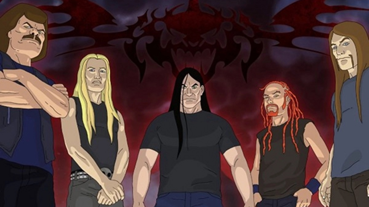 Adult Swim Streams All Episodes of Metalocalypse for Free  Consequence of Sound