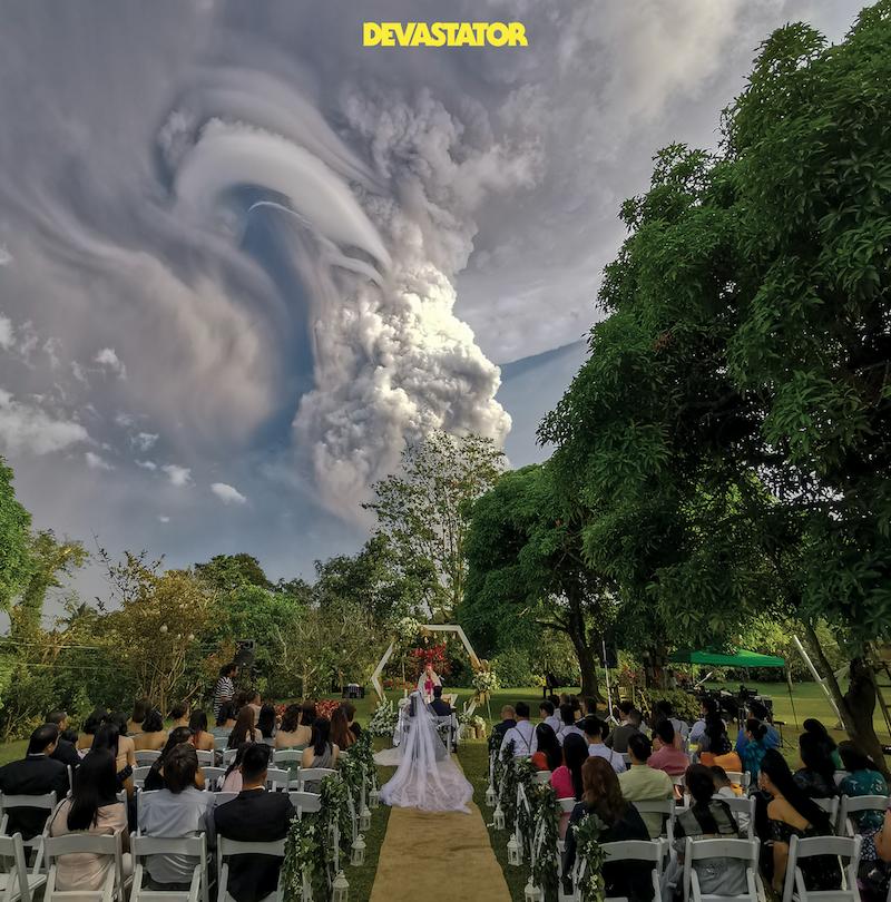 Devastator Phantom Planet Album Artwork