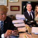 Donald Trump thought Tom Hanks and Rita Wilson had died from coronavirus