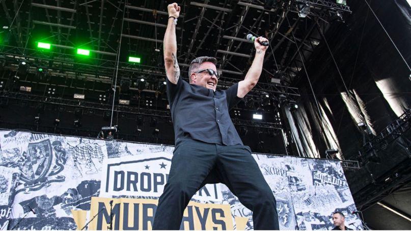 Dropkick Murphys St. Patrick's Day live tour coronavirus shows stream Dropkick Murphys, photo by Amy Harris
