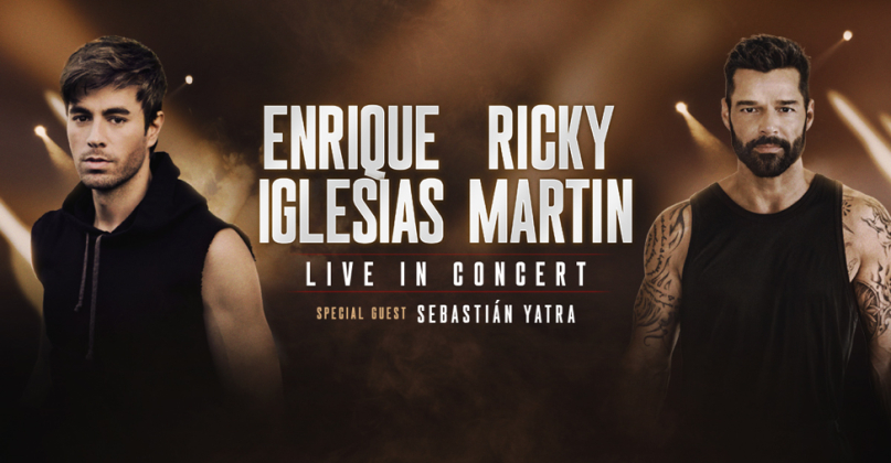 Enrique Iglesias and Ricky Martin Announce Co-Headlining Tour