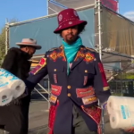 Fantastic Negrito Chocolate samurai music video new song stream coronavirus quarantine