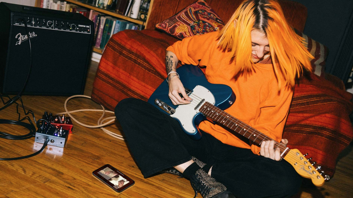 fender free online guitar lessons