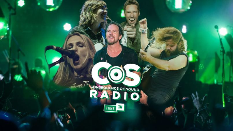 Inspired By Pearl jam playlist tunein consequence of sound radio