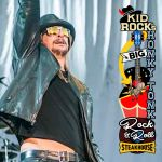 Kid Rock with Big Ass Honky Tonk logo