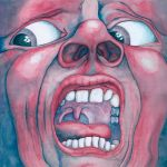 King Crimson's In the Court of the Crimson King artwork