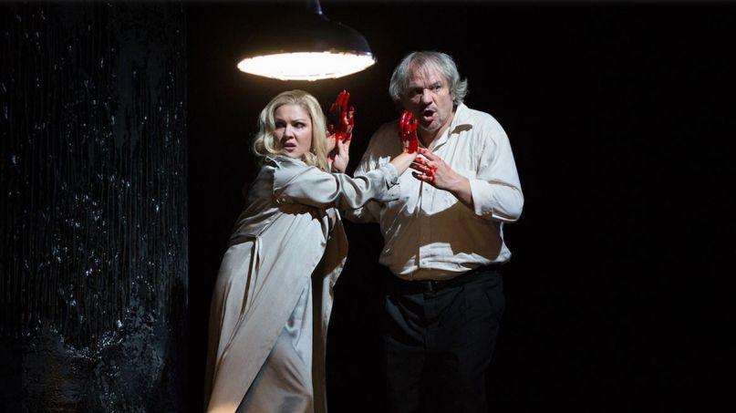 Macbeth, photo courtesy of The Metropolitan Opera coronavirus stream music