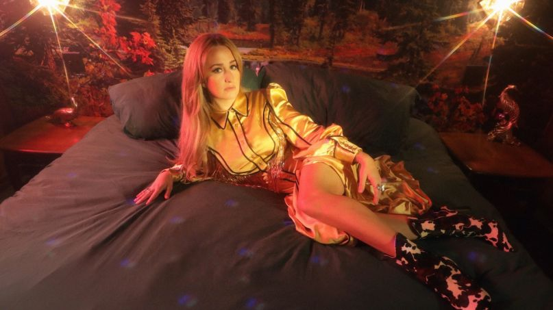 Margo Price Bobbi Rich That's How Rumors Get Started Album Twinkle Twinkle music video song stream