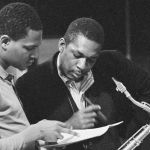 McCoy Tyner with John Coltrane