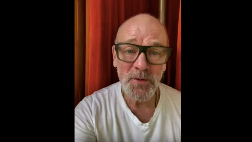Michael Stipe Rules for The End of the World As We Know It R.E.M. Coronavirus