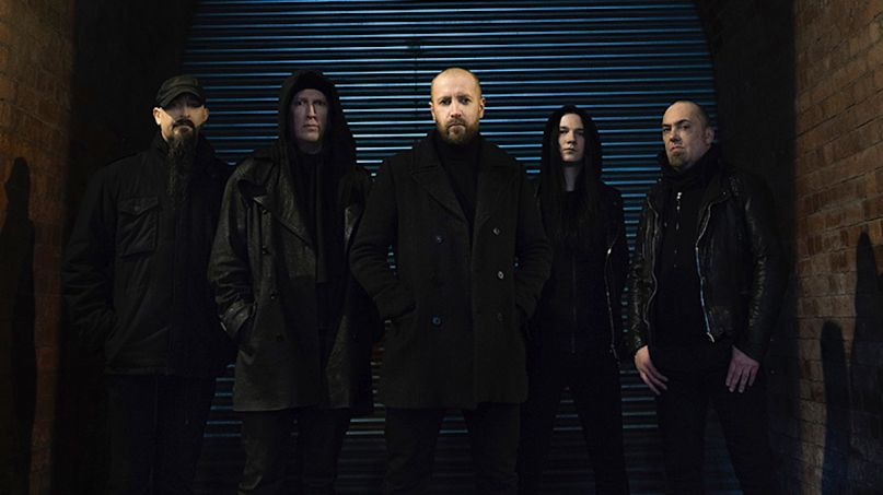 Paradise Lost new album Obsidian