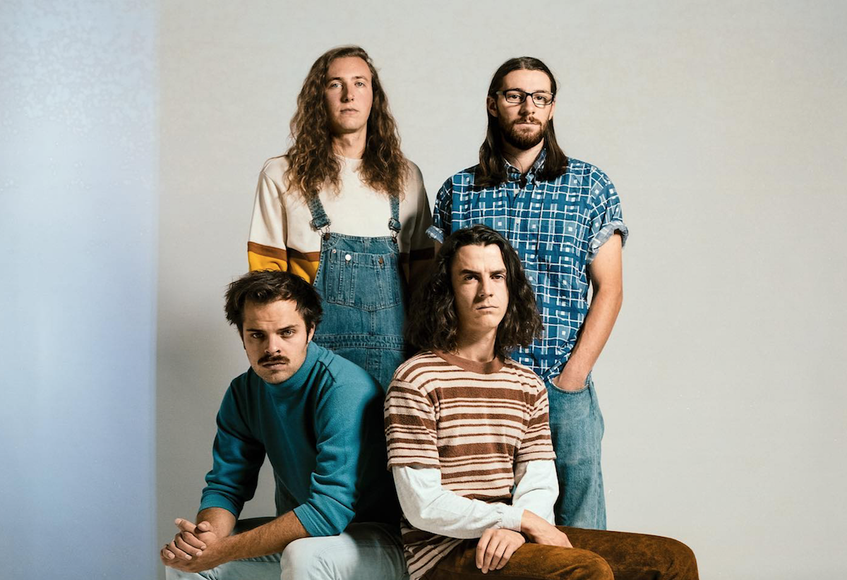 """Peach Pit Announce New Album, Share """"Black Licorice"""": Stream 
