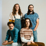 Peach Pit You And Your Friends Black Licorice New Album New Single