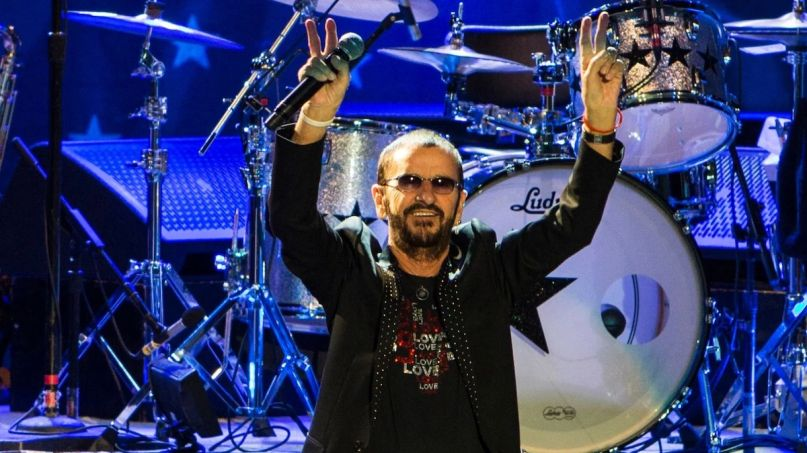 Ringo Starr Reschedules all-star band tour dates coronavirus covid-19