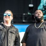 Run the Jewels, photo by Philip Cosores