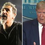 Serj Tankian rips Donald Trump