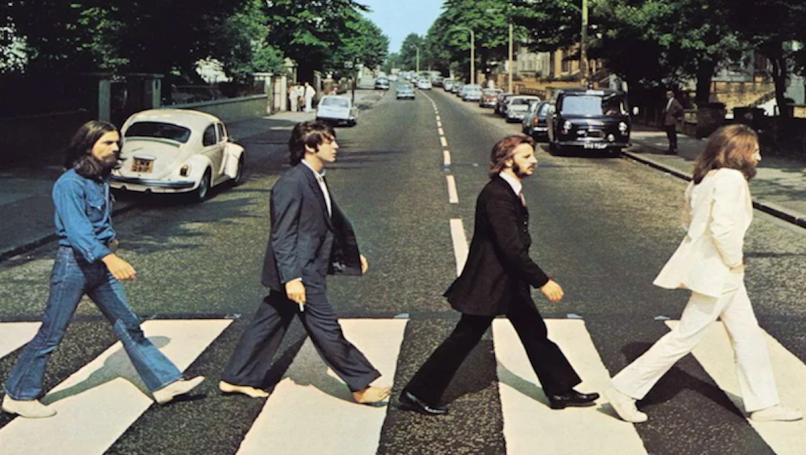 Abbey Road Repainted The Beatles Coronavirus