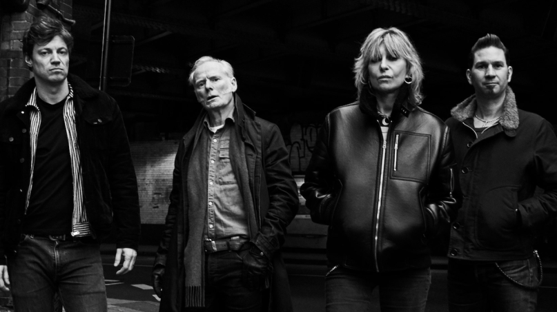 The Pretenders new album hate for sale the buzz single stream