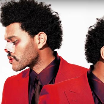 The Weeknd on SNL