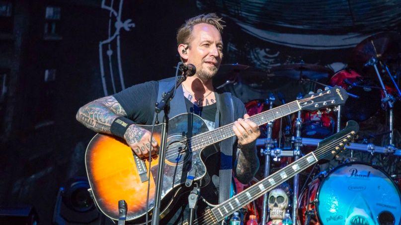 Volbeat chart record