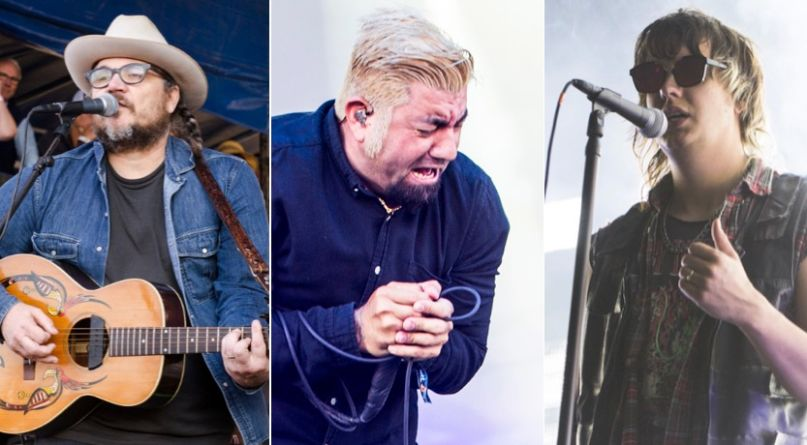 Wilco (Ben Kaye), Deftones (Philip Cosores), and The Strokes (Cosores)