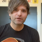 ben gibbard life in quarantine new song stream walk acoustic