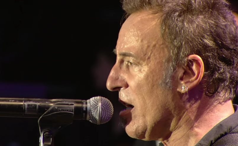 stream bruce springsteen london calling live in hyde park video
