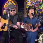 jason isbell amanda shires radiohead cover video