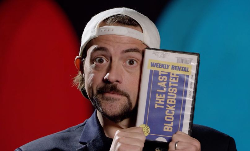 Kevin Smith in The Last Blockbuster trailer