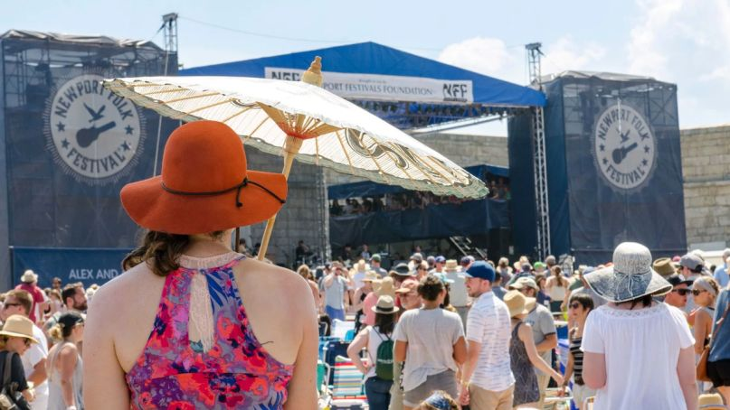 newport folk festival musician relief fund