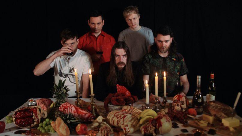 Pigsx7 New Song Rubbernecker