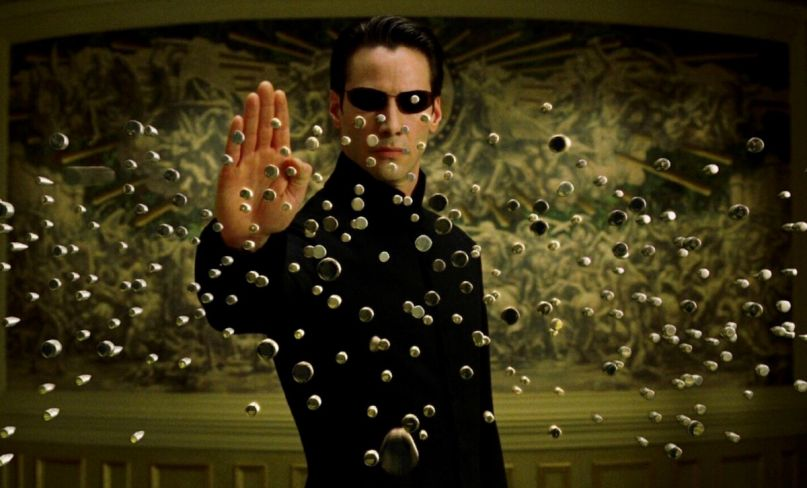 the matrix 4 reboot production shut down coronavirus
