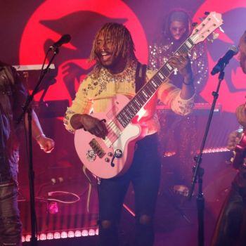 thundercat black qualls kimmel performance video