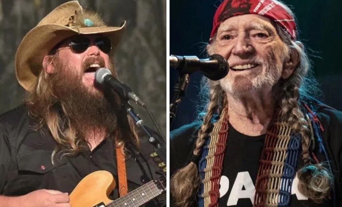 "Willie Nelson Shares New Single ""Our Song"", Written by Chris Stapleton: Stream"