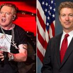 Axl Rose Blasts Rand Paul