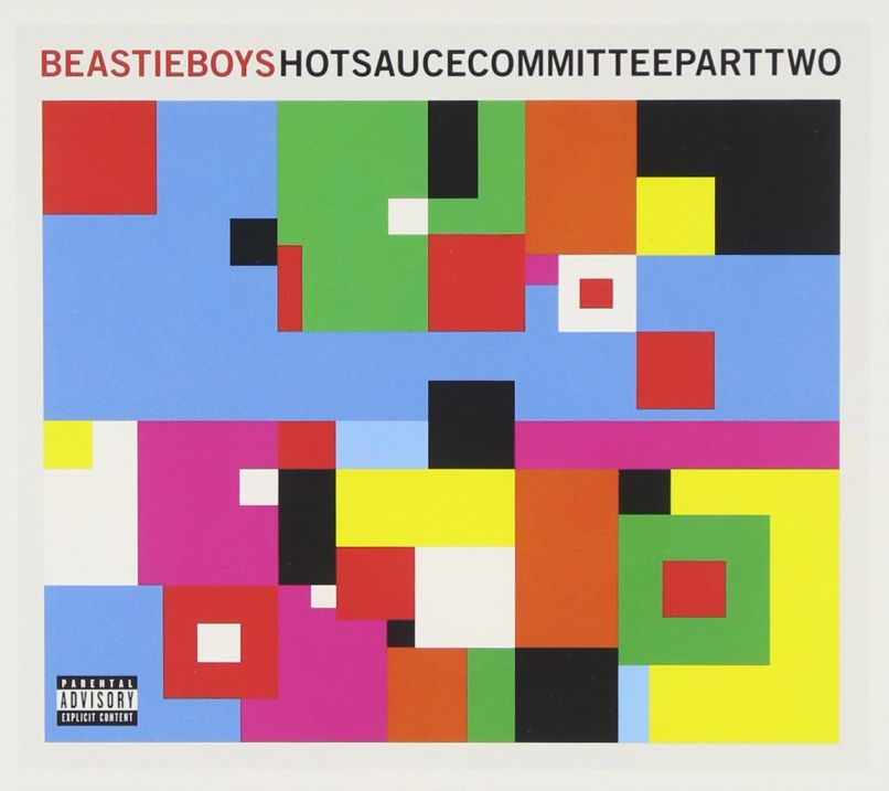 Beastie Boys - Hot Sauce