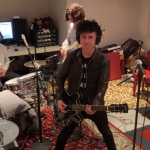 Billie Joe Armstrong I Think We're Alone Now Cover James Corden Sons