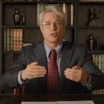 Brad Pitt as Dr. Anthony Fauci on SNL