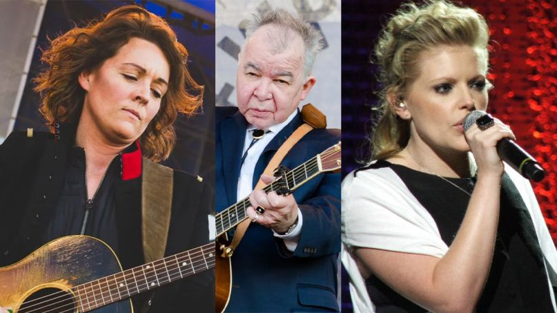Brandi Carlile John Prine Dixie Chicks Natalie Maines Angel from Montgomery Summer's End