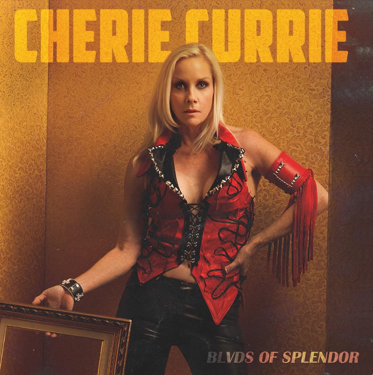 Cherie Currie Blvds of Splendor
